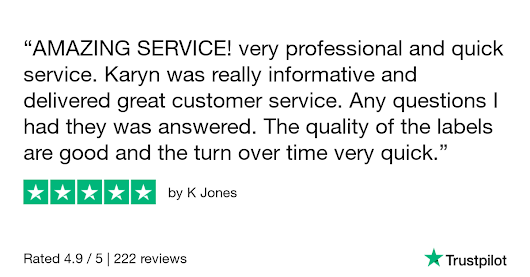 K Jones gave Perfect Labels Lanyards 5 stars. Check out the full review...