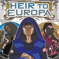 Heir to Europa Card Game