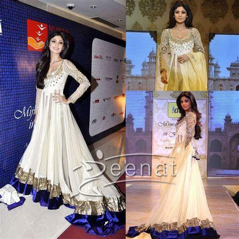 Shilpa In Manish Malhotras Lehenga Design I like the work