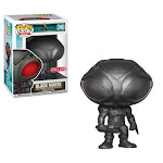 Funko POP!Heroes: Aquaman - Black Manta (Flat Black) Exclusive #248