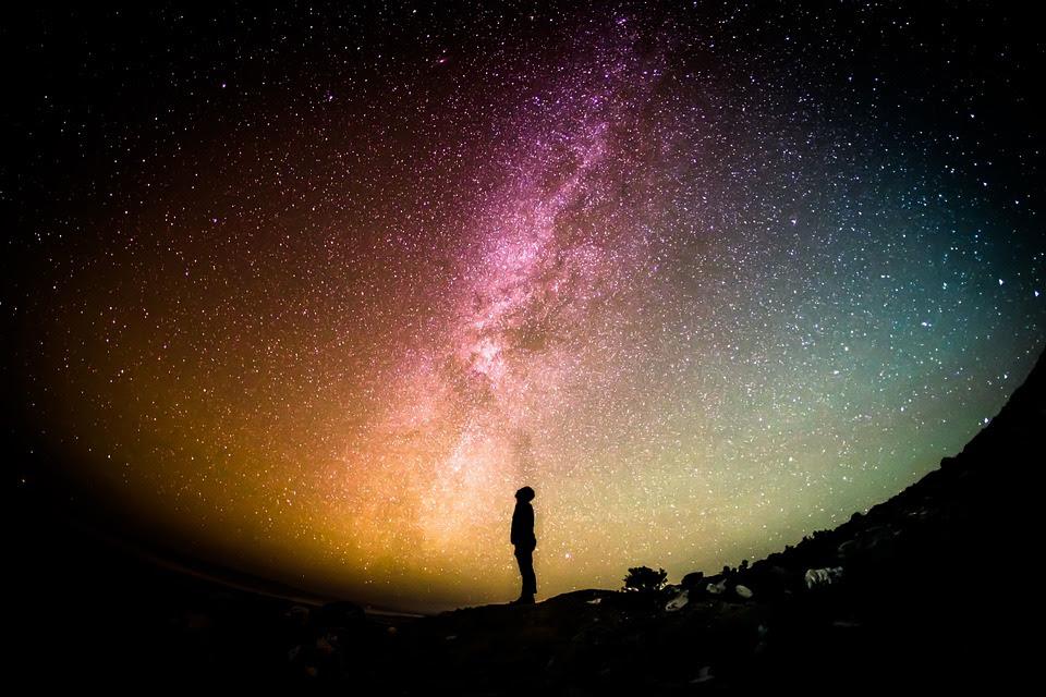 Frases E Imagenes De Noches Estrelladas Romanticas Tristes Con