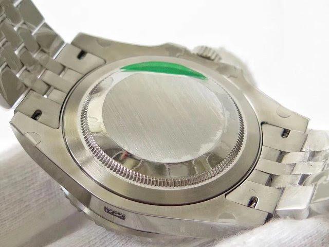 Rolex GMT-Master 126710BLNR Case Back