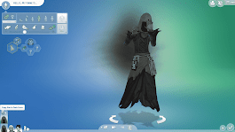 Turning the Grim Reaper into a Vampire - Sims Community