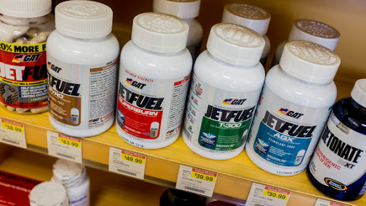 Retailers to Stop Sales of Controversial Supplements