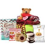 Beary Sweet Valentine's Day Gluten Free Gift Box