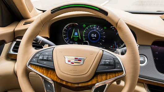 Cadillac's Super Cruise — look, Elon, no hands! - Autoblog