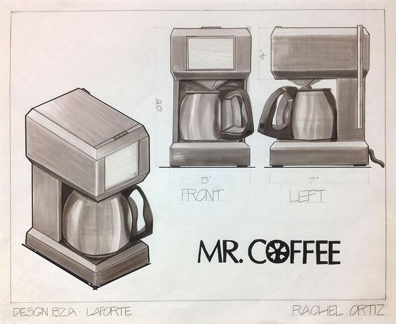 132a P3 Coffee Maker