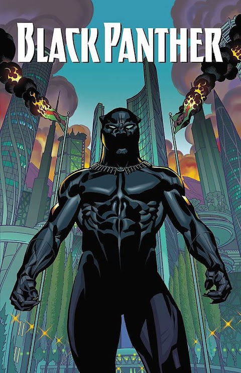 Who Is Black Panther Comic