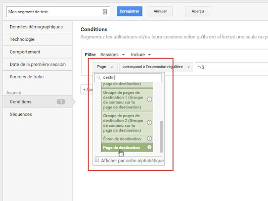 Segmentation Google Analytics : analysez votre audience !