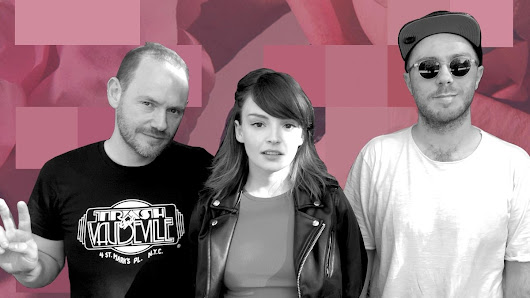 Chvrches on coping with harassment, Brexit and the Paramore cruise