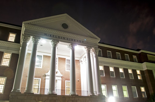 Mold in McKeldin Library's basement could cost up to $1 million to fix