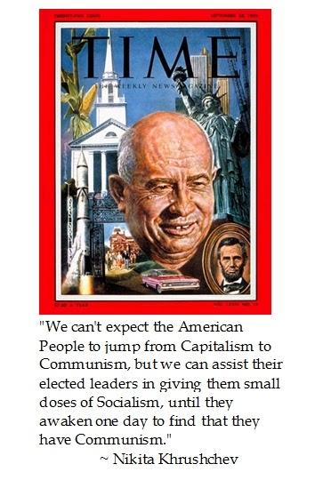 The District of Calamity: Nikita Khrushchev on Politics