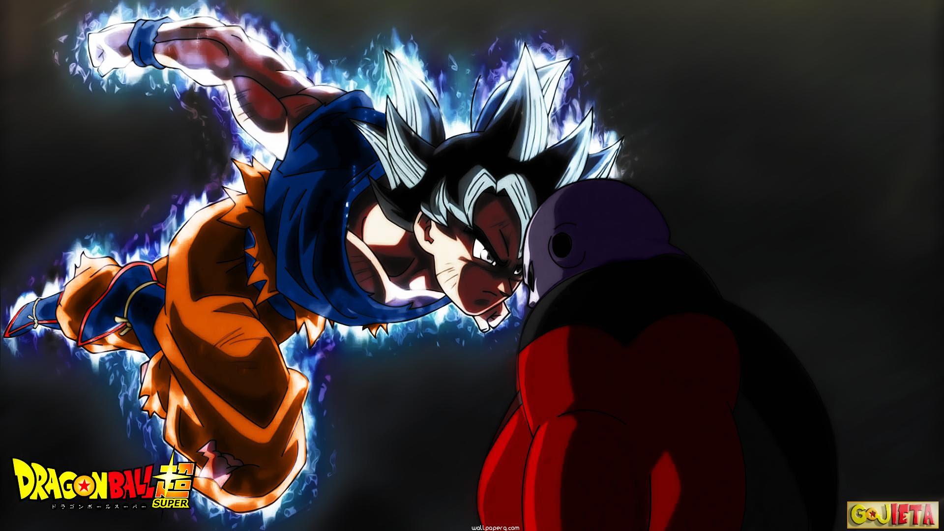 Download Dragon Ball Super Goku Ultra Instinct Vs Jiren Dragon