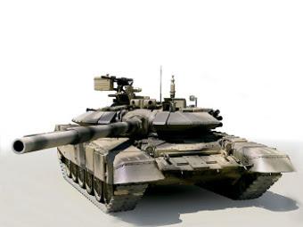 Т-90. Изображение с сайта alternathistory.org.ua