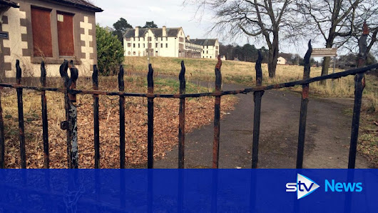 Housing plans for Scotland's first psychiatric hospital