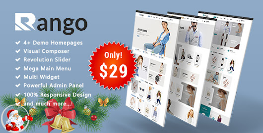 Rango - Fashion Responsive WooCommerce WordPress Theme - Theme88.Com – Free Premium Nulled Cracked Themes & Plugins & PHP Scripts and More