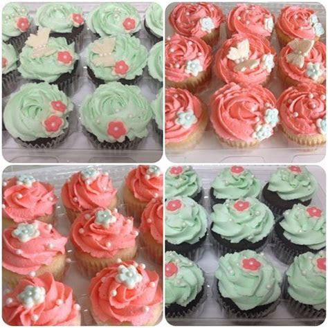 Best 25  Coral cupcakes ideas on Pinterest   Coral cake