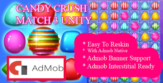 Download Source code Candy blast Match 3 Unity nulled | OXO-NULLED