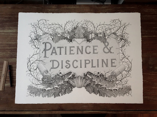Patience And Discipline - Kisses & Chaos