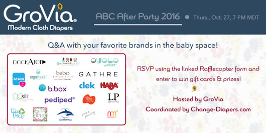RSVP for GroVia's 2016 ABC After Party & Win Great Giveaways!