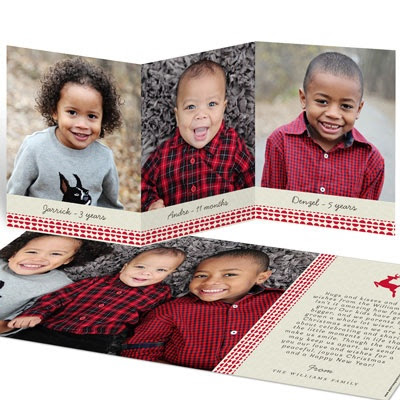 Reindeer Games Photo Christmas Cards