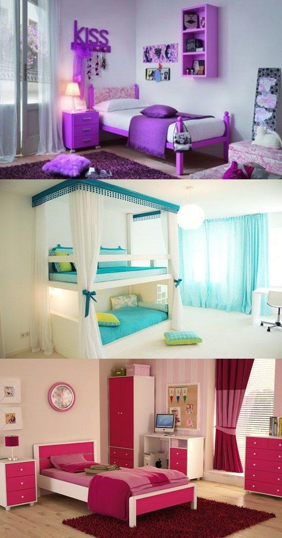 Cool  Teen Girl s  Bedroom Decorating  Ideas  Interior design