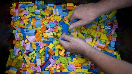 Lego used to help children with autism develop social skills