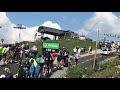 Vídeo de los durísimos últimos metros del Col de La Loze (Tour de l'Avenir 2019)