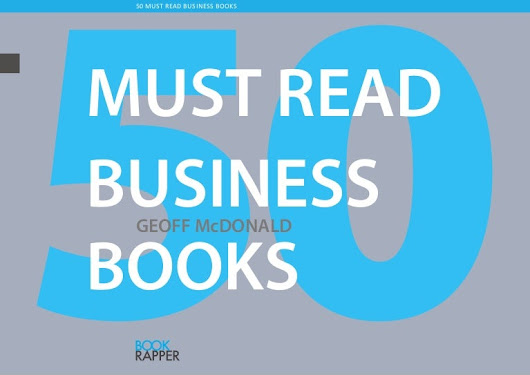 50 Must Read Business Books