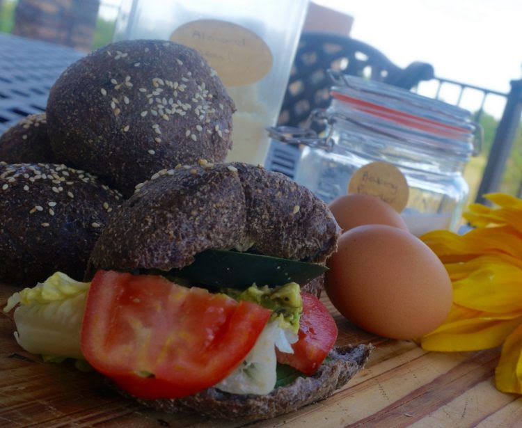 Hot to make the best low carb bread   Claire Preen's ...