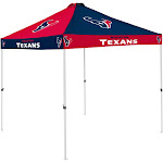 Logo Brands 613-42C Houston Texans Checkerboard Canopy