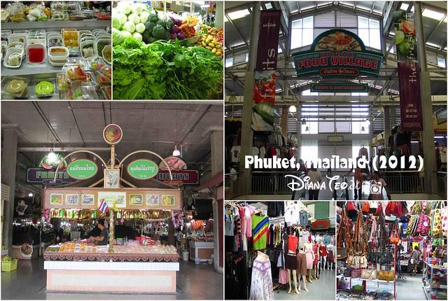 Phuket Day 4 - Phuket Market