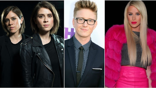 Tegan and Sara, Tyler Oakley blast YouTube 'restricted mode' blocking of LGBT content