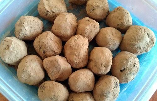 Rolled Truffles