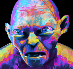 Gollum - Lord of the Rings