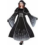 Forsaken souls women plus size costume