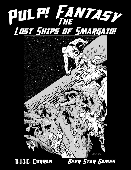 Get the Preview PDF of The Lost Ships of Smargaid!