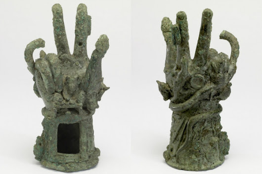 These Eerie Bronze Hands Were Tokens of a Mysterious Ancient Cult