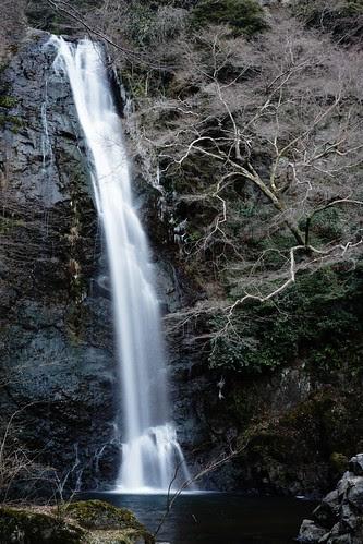 The Minoh Falls