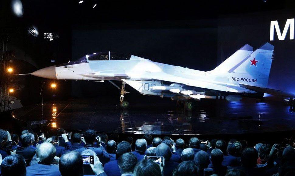 Resultado de imagen de Corporación Aeronáutica Unida de Rusia (OAK)