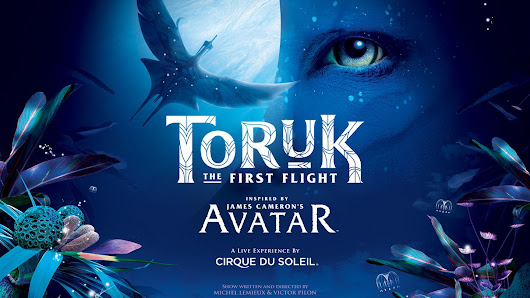 TORUK – the First Flight presented by Cirque du Soleil