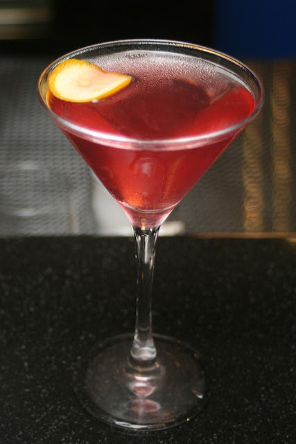 Cointreaupolitan from Harry's Bar