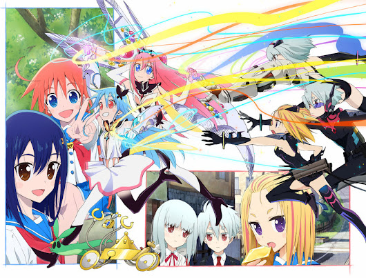 Anime Review: Flip Flappers