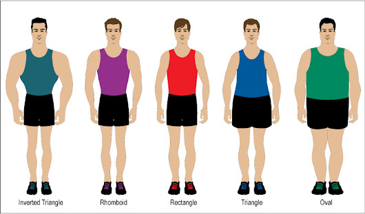 Body Types: Dressing the Male Form | John Casablancas Blog