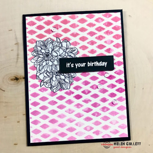 STAMPlorations: February Theme & Sketch Challenge