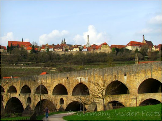 Rothenburg Germany - Facts and Pictures of Rothenburg of der Tauber