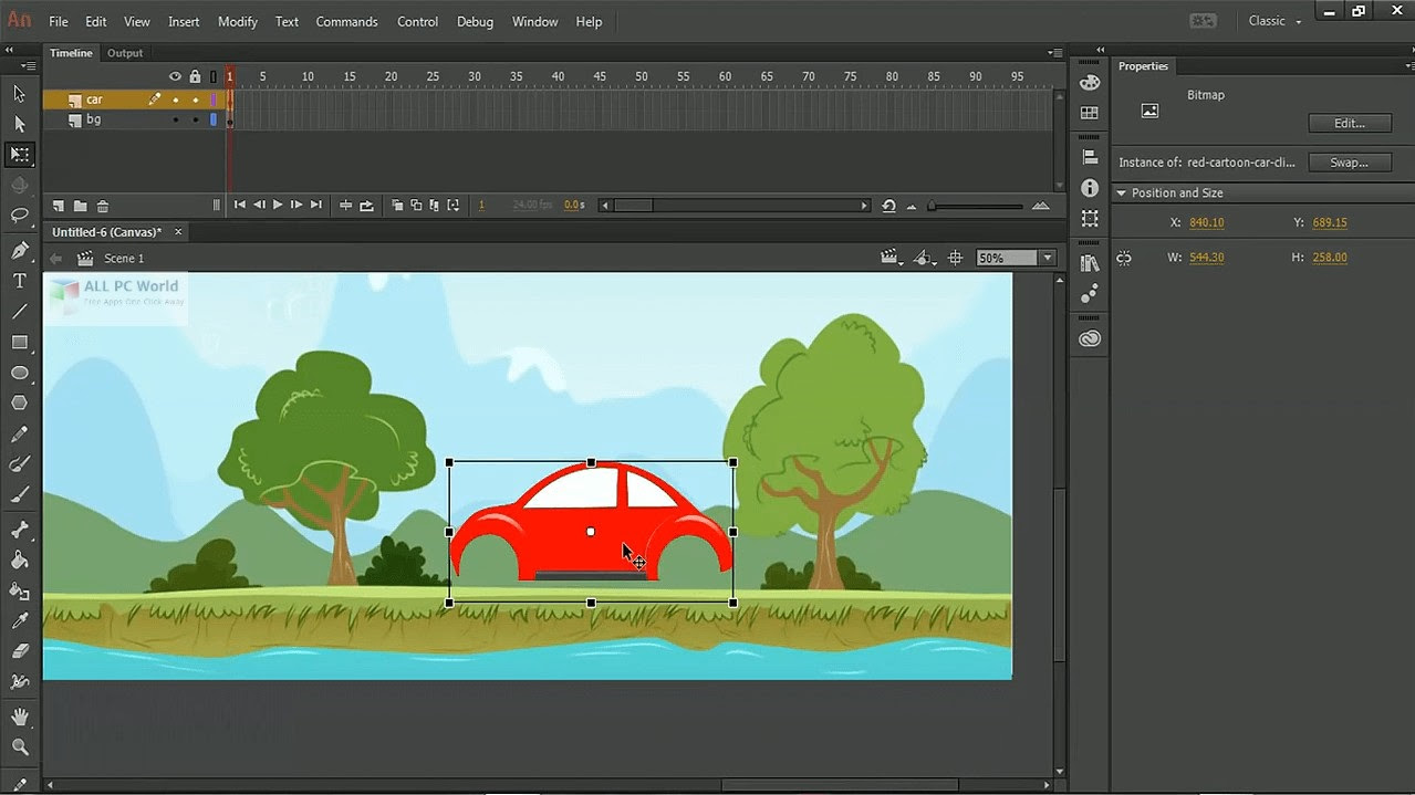 Adobe Animate CC 2019 19.2 Free Download - ALL PC World