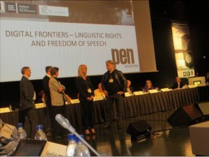 digidal frontiers - linguistic rights and freedom of speech