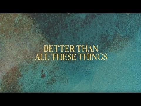 Better Lyrics - Pat Barrett