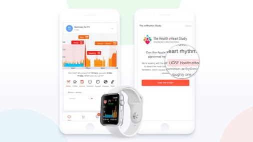 THE #APPLE WATCH CAN PRECISELY DISTINGUISH #HYPERTENSION AND #SLEEP #APNEA  More details: gharana.pk...